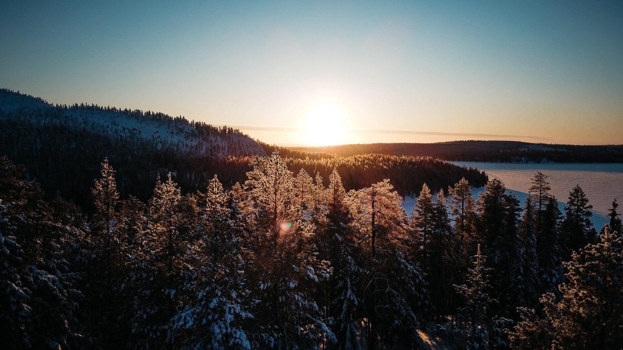 waltsmedia-drone-shot-finland-kuusamo-1